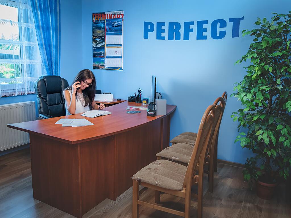 Biuro OSK PERFECT