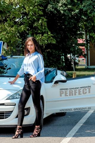 Plac manewrowy - OSK PERFECT